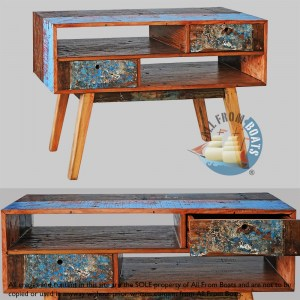boatwood console tables